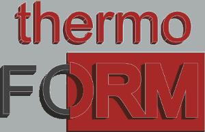 thermo FORM logotipas